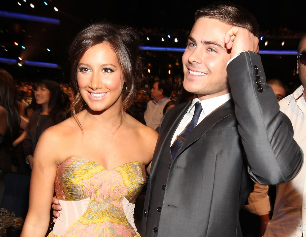 ashley tisdale and zac efron dating Vanessa hudgens admits dating zac efron made her mean - seventeencom  ashley tisdale, vanessa hudgens, zac efron, and lucas grabeel in high school musical 2.