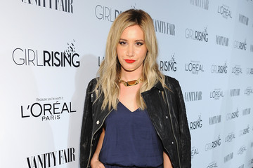 Ashley Tisdale Vanity Fair Campaign Hollywood - DJ Night