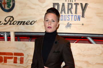 Ashlyn Harris 13th Annual ESPN The Party - Arrivals
