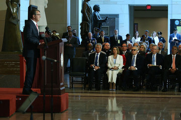 Ashton Carter Congress Hosts a Ceremony to Commemorate the 50th Anniversary of the Vietnam War