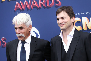 Ashton Kutcher 53rd Academy Of Country Music Awards - Arrivals