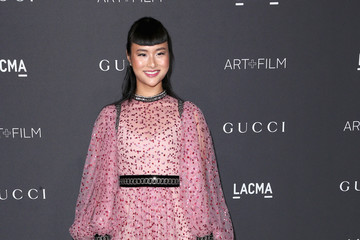 Asia Chow 2016 LACMA Art + Film Gala Honoring Robert Irwin and Kathryn Bigelow Presented by Gucci  - Arrivals