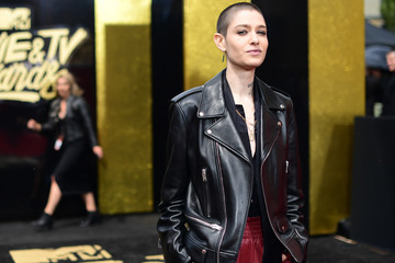 Asia Kate Dillon 2017 MTV Movie and TV Awards - Red Carpet