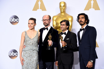 Asif Kapadia 2016 Academy Awards - Oscars Press Room