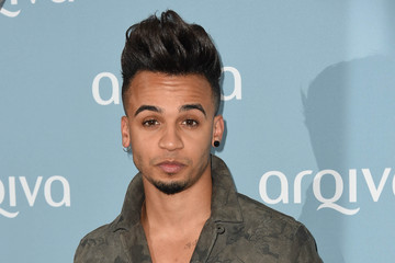 Aston Merrygold Arqiva Commercial Radio Awards - Red Carpet Arrivals