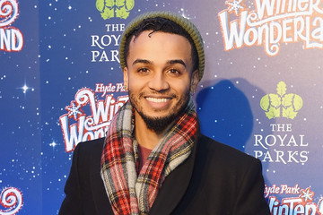 Aston Merrygold Winter Wonderland VIP Launch Night