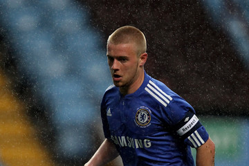 Conor Clifford Aston Villa v Chelsea - FA Youth Cup Final 1st Leg