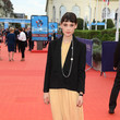 Astrid Berges Frisbey 'Jury & Award Winners' : Photocall - 44th Deauville American Film Festival