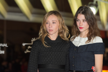 Astrid Berges Frisbey 'Waltz with Monica' Photo Call in Morocco