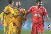 Giorgio Chiellini and Andrea Barzagli Photos Photo