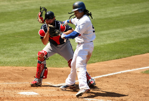 Los Angeles Dodgers. Atlanta Braves v Los Angeles