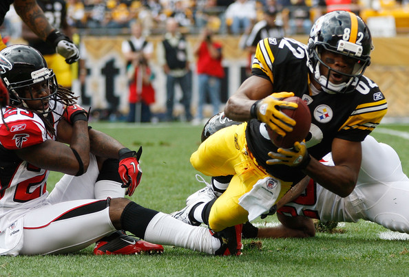 Antwaan Randle El, steelers, falcons, steelers wide receiver rankings