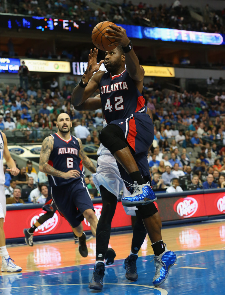 Elton Brand in Atlanta Hawks v Dallas Mavericks Zimbio