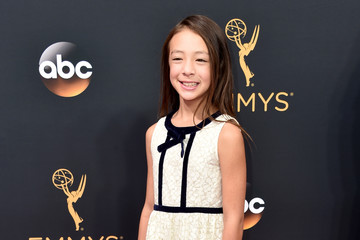 Aubrey Anderson-Emmons 68th Annual Primetime Emmy Awards - Arrivals
