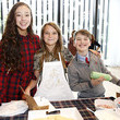 Aubrey Anderson-Emmons Brooks Brothers Hosts Annual Holiday Celebration To Benefit St. Jude At West Hollywood EDITION