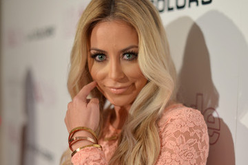 Aubrey O'Day Life & Style Weekly's 10 Year Anniversary Party - Arrivals