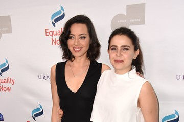 Aubrey Plaza Equality Now's 3rd Annual 'Make Equality Reality' Gala - Arrivals