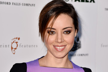 Aubrey Plaza 'About Alex' Premieres in LA