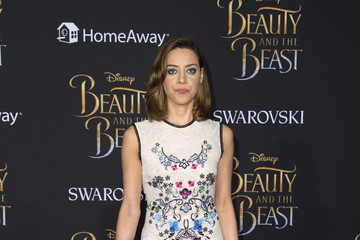 Aubrey Plaza Premiere Of Disney's 'Beauty And The Beast' - Arrivals