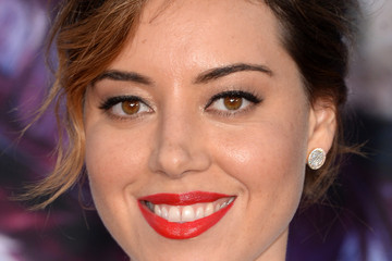 Aubrey Plaza 'Guardians of the Galaxy' Premieres in Hollywood — Part 3