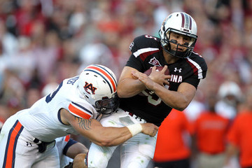 Craig Sanders Auburn v South Carolina