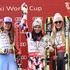 Lindsey Vonn Anna Fenninger Photos - (FRANCE OUT) Anna Fenninger of Austria wins the overall World Cup globe, Tina Maze of Slovenia takes 2nd place in the overall World Cup, Lindsey Vonn of the USA takes 3rd place in the overall World Cup during the Audi FIS Alpine Ski World Cup Finals on March 22, 2015 in Meribel, France. - Audi FIS Alpine Ski World Cup - Women's Giant Slalom