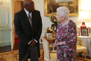 Audience with Queen Elizabeth II at Buckingham Palace
