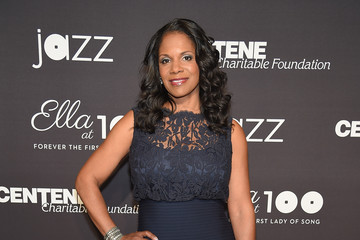 Audra McDonald Jazz at Lincoln Center 2017 Gala 'Ella at 100: Forever the First Lady of Song' - Arrivals