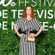 Audrey Fleurot 60th Monte Carlo TV Festival: Day Two
