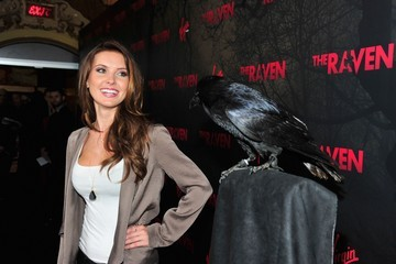 "Audrina Partridge Relativity Media's ""The Raven"" Los Angeles Premiere - Red Carpet"