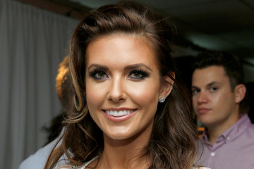 Audrina Patridge Green Room at the Young Hollywood Awards