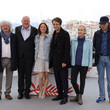 August Diehl 'The Whistlers (La Gomera/ Les Siffleurs)' Photocall - The 72nd Annual Cannes Film Festival