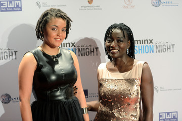 Auma Obama Minx Fashion Night