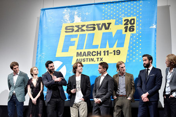 Austin Amelio Temple Baker 'Everybody Wants Some' - 2016 SXSW Music, Film + Interactive Festival