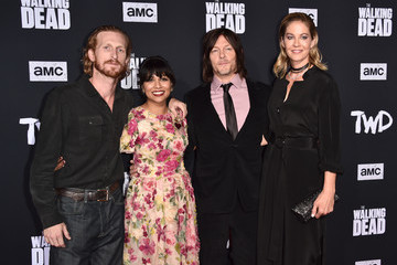 Austin Amelio Special Screening Of AMC's 'The Walking Dead' Season 10 - Arrivals