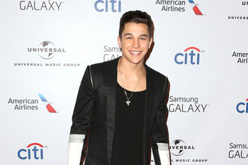 Austin Mahone Universal Music Group 2015 Post GRAMMY Party - Arrivals