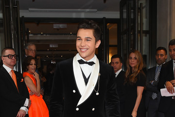 Austin Mahone The Mark Hotel Celebrates the 2017 Met Gala