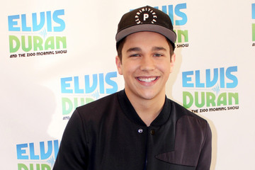 Austin Mahone Austin Mahone Visits 'The Elvis Duran Z100 Morning Show'