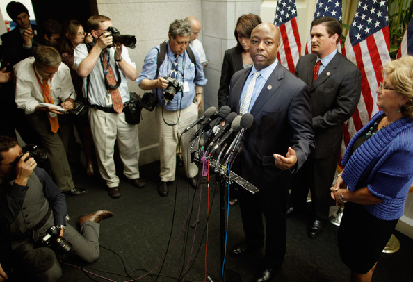 Geithner Meets With GOP Freshman On Capitol Hill About Debt Ceiling []