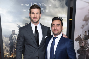 Austin Stowell '12 Strong' World Premiere