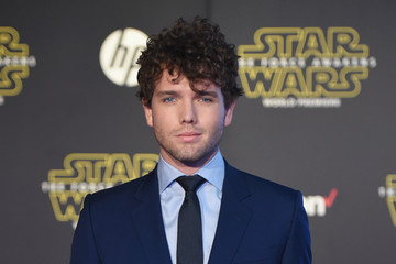 Austin Swift Premiere 'Star Wars: The Force Awakens' - Arrivals