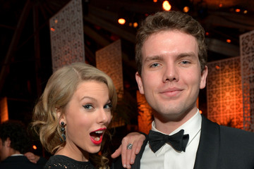 Austin Swift The Weinstein Company/Netflix's Golden Globes Afterparty