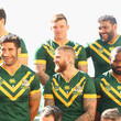 Sam Thaiday and Josh McGuire Photos