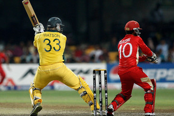 Ashish Bagai Australia v Canada: Group A - 2011 ICC World Cup