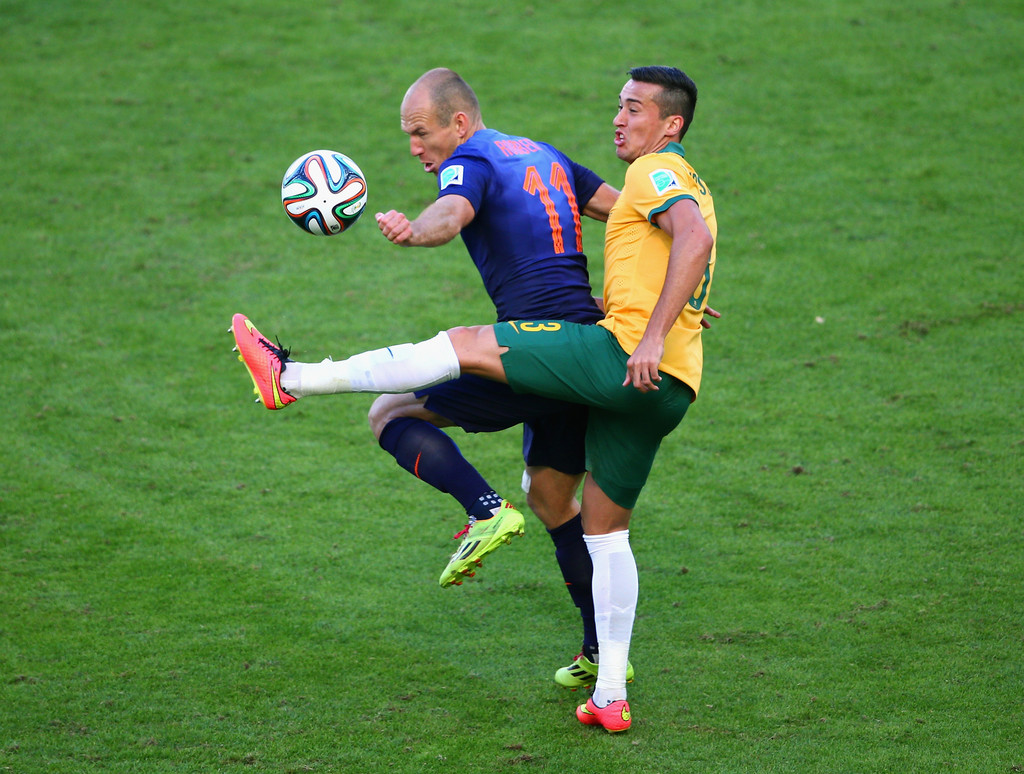 australia vs netherlands 2014 fifa world cup group b group b of the 2014 fifa world cup australia vs netherlands the two teams had met in three previous matches.