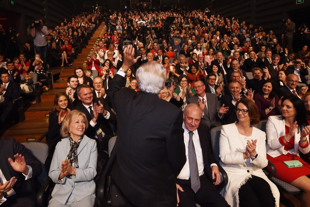 Bob Hawke Photos Photos - Australian Labor Party 2016 ...