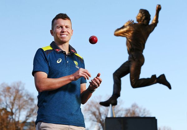 Peter Siddle