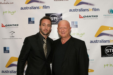 "Wally Mariani Australians In Film Screening Of CBS Films' ""The Back-Up Plan"""
