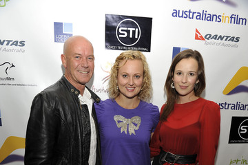 """Tracey Vieira Australians In Film Screening Of HBO's """"The Pacific"""""""