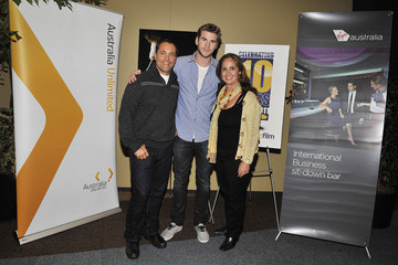 """Paula Paizes Australians In Film Screening Of Lionsgate's """"The Hunger Games"""""""